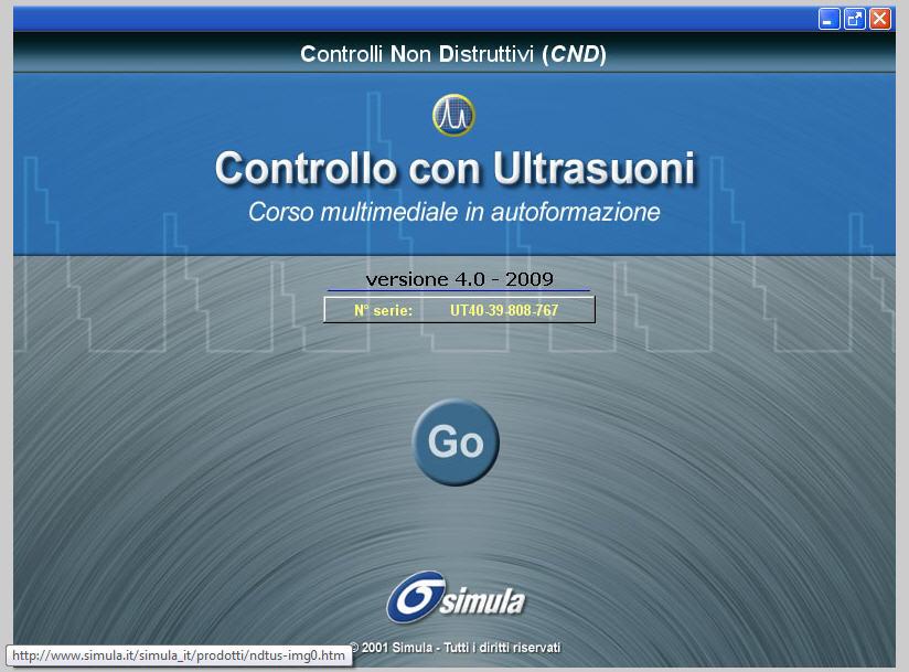abbastanza Infodoc Controlli Non Distruttivi: Controllo con ultrasuoni TV68